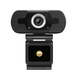 HD-F18 1080P Multi-function HD Camera WebCam with Microphone (Black)