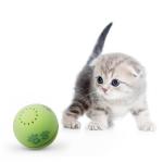 Original Xiaomi Youpin Petoneer 7.1cm USB Charging Pet Dog Cat Toy Ball (Green)