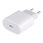 18W Type-C / USB-C PD Fast Charging Power Adapter, EU Plug