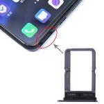SIM Card Tray + SIM Card Tray for vivo S5(Black)