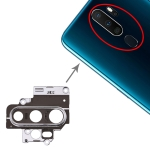 Camera Lens Cover for OPPO A11x (Silver)