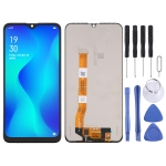 LCD Screen and Digitizer Full Assembly for OPPO A1k / Realme C2(Black)