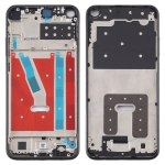 Original Middle Frame Bezel Plate for Huawei P40 Lite E / Enjoy 10(Black)