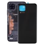 Original Battery Back Cover for Huawei P40 Lite(Black)