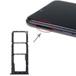 SIM Card Tray + SIM Card Tray + Micro SD Card Tray for OPPO Realme 2 (Black)