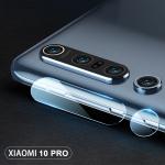 For Mi 10 Pro 2pcs mocolo 0.15mm 9H 2.5D Round Edge Rear Camera Lens Tempered Glass Film