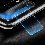 For Huawei P40 2pcs mocolo 0.15mm 9H 2.5D Round Edge Rear Camera Lens Tempered Glass Film