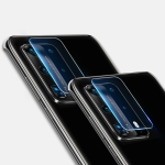 For Huawei P40 mocolo 0.15mm 9H 2.5D Round Edge Rear Camera Lens Tempered Glass Film(Transparent)
