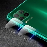 For Huawei P40 Lite mocolo 0.15mm 9H 2.5D Round Edge Rear Camera Lens Tempered Glass Film(Transparent)