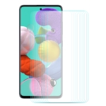 For Galaxy A51 10 PCS ENKAY Hat-Prince 0.26mm 9H 2.5D Curved Edge Tempered Glass Film