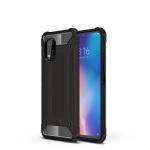 For Xiaomi 10 Lite Magic Armor TPU + PC Combination Case(Black)