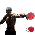 4 in 1 Household Boxing Ball Head-mounted Speed Training Reaction Ball Set
