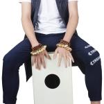 Nut Shell Handbell Handmade Drum Percussion Accessories