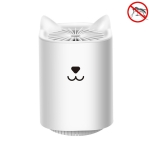 USB Suction Type Photocatalyst Mosquito Killer Household Mute Mosquito Repellent Lamp, Style:USB
