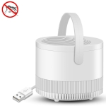 Household USB Mute Mosquito Repellent LED Mosquito Repellent Lamp, Style:Treasure Bowl