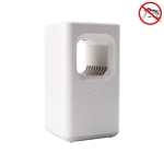 USB Household Indoor Photocatalyst Mosquito Killer and Mosquito Remover, Style:USB(White)