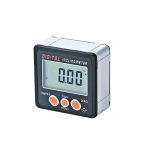IP54 Precision Electronic Digital Display Inclinometer 4 x 90 Degree Protractor Angle Box