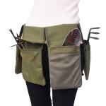 Garden Canvas Tool Belt Waist Bag, Length:125cm
