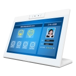 HSD1411T Touch Screen All in One PC with Holder, 14 inch, 2GB+16GB