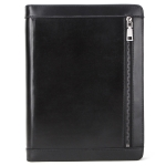 CF2015A For iPad Pro 11 / 10.5 / 10.2 / 9.7 inch Zipper Multifunctional Tablet Protective Leather Case with Photo Holder & Mobile Phone / Bill / Book Pockets & Card Slots & Pen Slot