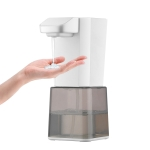 Smart Induction Foam Hand Washer Automatic Foam Soap Dispenser, Capacity: 280ml, Gel Version