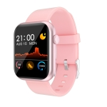 R3L 1.3 Inch IPS Color Screen Smart Watch, Support Sleep Monitor / Heart Rate Monitor / Blood Pressure Monitoring (Pink)