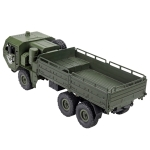 JJR/C Q75 2.4Ghz 6 Wheel Drive Remote Control Truck Vehicle Toy (Green)