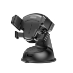 JOYROOM JR-OK2 T-type Car Silicone Suction Cup Phone Holder (Black)