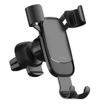 WIWU Exquisite Series PL200 Car Air Outlet Rotatable Gravity Mobile Phone Bracket for 4-6 inch Mobile Phones