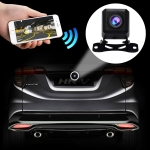 Car WiFi Wireless Rear View Backup Reverse Camera Wide Angle Blind Spot Camera