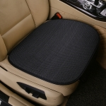 Universal Car Summer Ice Silk Anti-slip Seat Cushion Seat Cover (Black)