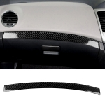 Car Carbon Fiber Dashboard Decorative Stripe for Chevrolet Cruze 2009-2015, Right Drive