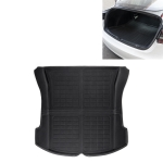 Car 3D Trunk Mat Rear Box Mat for Tesla Model 3