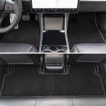 3 in 1 Car Velvet Foot Mat for Tesla Model 3