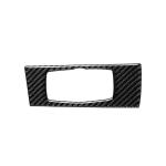 Car Carbon Fiber Solid Color Headlight Decorative Sticker for BMW E70 X5 / E71 X6 2008-2013, Left Drive