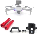 STARTRCStrobe Light Drone Night Flights Remote Control LED Headlamp Searchlight with Fixing  Holder for DJI Mavic Air 2