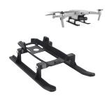 STARTRC For DJI Mavic Air 2 Portable Anti-fall Anti-dirt Heightened Landing Gear Training Rack (Black)