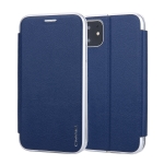 For iPhone 11 CMai2 Linglong Series PC+PU Horizontal Flip Leather Case with Holder & Card Slot(Royal Blue)