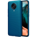 For Xiaomi Redmi K30 Pro NILLKIN Frosted Concave-convex Texture PC Protective(Blue)