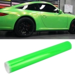 8 x 0.5m Auto Car Decorative Wrap Film Symphony PVC Body Changing Color Film(Symphony Green)