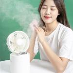 Benks F18 4000mAh Multifunctional Electric Moisturizing Spray Fan Humidifier