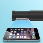XD1 Handheld UV Disinfection Ultraviolet Lamp Sterilizer (Black)