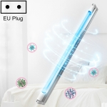 220V 8W Ozone Quartz UV Disinfection Light Portable UVC Anti-virus Sterilization Lamp(EU Plug)