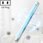 110V 8W Ozone Quartz UV Disinfection Light Portable UVC Anti-virus Sterilization Lamp(US Plug)