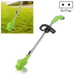 Portable Household Electric Lithium Battery Lawn Mower Weeder, EU Plug