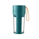 Original Xiaomi YOULG Vacuum Fresh Electric Juicer Blender USB Rechargable Travel Portable Juice Cup (Green)