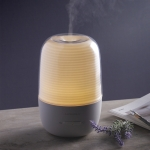 MOMAX HD1W Ultrasonic Aromatherapy Humidifier (White)