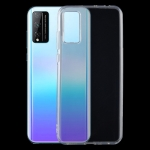 For Huawei Honor Play 4T Pro 0.5mm Ultra-Thin Transparent TPU Protective Case (Transparent)