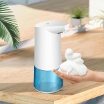 USAMS US-ZB122 Smart Induction Foam Hand Washer Automatic Foam Soap Dispenser, Capacity: 350ml (White)