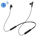Q60 Magnetic Suction Universal Bluetooth Earphones Sport In Ear Stereo 5.0 Earphones (Black)